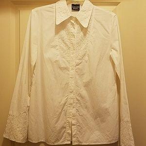 Tops - Crossing pointe blouse